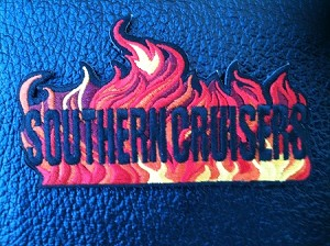 SOUTHERN CRUISERS FLAME PATCH