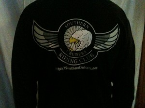 OFFICAL SCRC LONG SLEEVE  T-SHIRTS