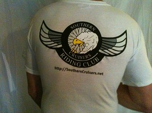 OFFICAL SCRC SHORT SLEEVE T-SHIRTS