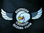 SOUTHERN CRUISERS 13in CLUB PATCH